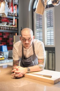 Ryan Clift, Chef-Owner (credit Todd Beltz)