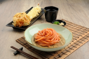 Tomato Zaru Udon